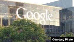 Michael Sayman en la sede de Google