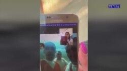 Cubanos detenidos en centros migratorios de Estados Unidos envían video