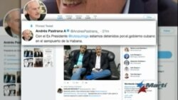 Cuba impide entrada al país a expresidentes Pastrana y Quiroga
