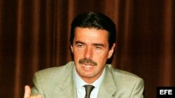 Fotografía de archivo del ministro de Industria español, José Manuel Soria.
