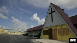 Iglesia bautista. Archivo.