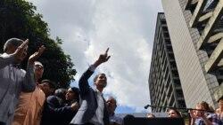 Guaidó llama a instaurar gobierno de transición en Venezuela