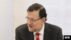 Foto de archivo del presidente del Gobierno español, Mariano Rajoy.