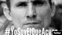 Cartel de la campaña #YoSoyElQueAcusa. (@KataCuba)