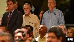 Homenajes a Payá y Cepero en Miami y La Habana