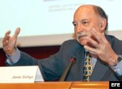 Javier Zúñiga, consejero especial de Amnistía Internacional.