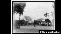 La Plaza de Cienfuegos. Library of Congress