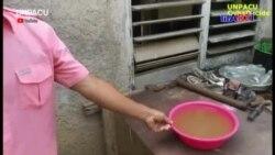 Denuncian falta de agua en Alto Songo, Santiago de Cuba