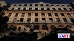 La Salle se cae a pedazos en céntrico barrio de La Habana