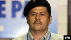 El comandante de las FARC Henry Castellanos, alias Romaña. EFE.