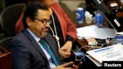 El alto comisionado para la paz, Miguel Ceballos, en nuna imagen de archivo. REUTERS/Luisa Gonzalez