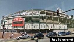 Wrigley Field, estadio de los Chicago Cubs.