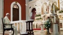 Proclamación de la Virgen de la Caridad como Patrona de Cuba