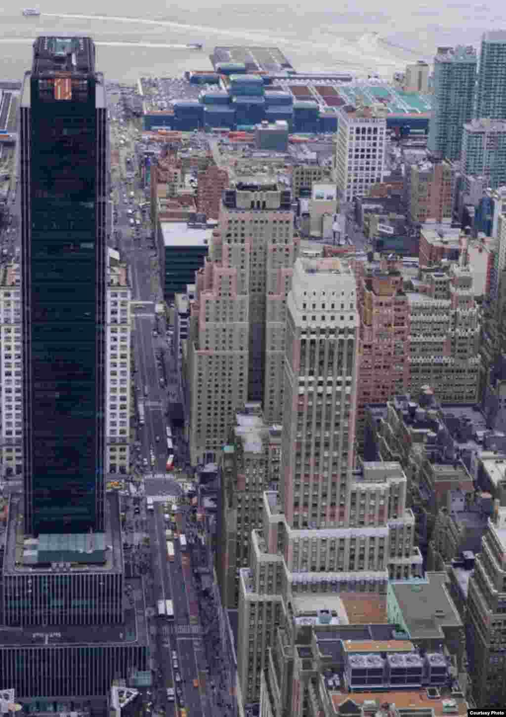 El lente de Orlando Luis Pardo Lazo capta la geografía neoyorkina