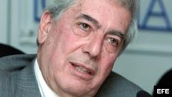 Mario Vargas Llosa. Entrevista 09.05.02.