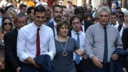 """Sánchez no se reunió con la disidencia en Cuba porque """"no era el momento"""""""