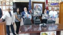 Exiliados cubanos despidieron a Armando Sosa Fortuny en Miami