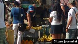 reporta cuba mercados en caibarien foto cristianos