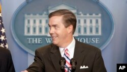 El periodista de C-SPAN Steve Scully