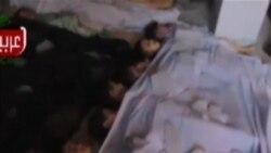 Posible uso de armas químicas en Siria causa espanto a nivel mundial