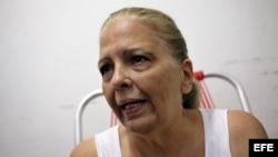 La opositora y expresa política cubana Martha Beatriz Roque Cabello. (Archivo)