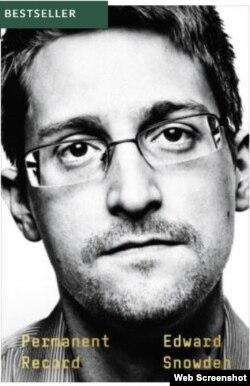 """""""Permanent Record"""", libro del exanalista de la Agencia de Seguridad Nacional (NSA) Edward Snowden."""