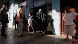 """""""Aquí no hay nada que comer"""", una queja recurrente en Cuba"""