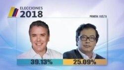 Colombia decide su futuro este domingo