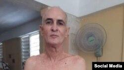 Roberto de Jesús Quiñones Haces recién salido de la prisión.