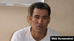 Foto de archivo del periodista indpendiente Calixto Martínez