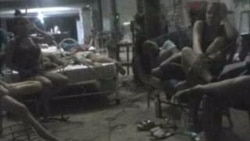 Madres sin vivienda ocupan un local estatal en La Habana Vieja