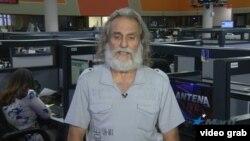 Agustín López, activista, periodista independiente y bloguero cubano