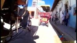 Bicitaxistas se quejan del acoso de los inspectores estatales