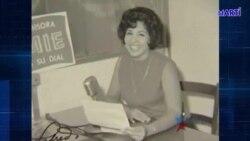 Muere Marta Flores una leyenda del exilio cubano