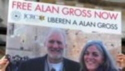 Piden libertad para Alan Gross
