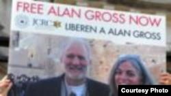 La Casa Blanca insiste en la liberación de Alan Gross