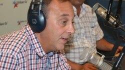 El periodista Tomás Cardoso comenta sobre los 35 años de Radio Martí