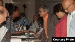 Encuentro del Libro Cubano Exiliado.
