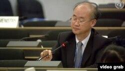 Corea del Norte intervino igualmente para silenciar a Ruiz Urquiola.