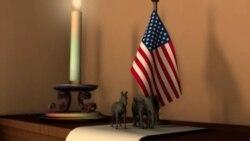 El burro y el elefante, símbolos políticos de EEUU