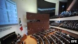 Senado de la República mexicana, en Ciudad de México.