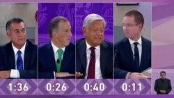 México a pocas horas de efectuarse las elecciones con López Obrador como favorito