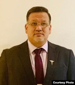 Doctor Juan Carlos Riera