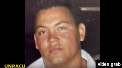 El joven asesinado, Ricardo Viltres Naranjo.