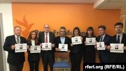 Solidaridad en RFE/RL con Stanislav Aseev