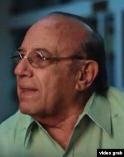 Max Lesnik, amigo, opositor y de nuevo amigo de Fidel Castro.
