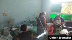Reporta Cuba hospital Habana