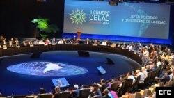 Estados Unidos critica declaración final Celac por no mencionar represión en Cuba