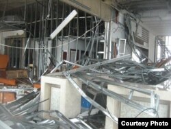 Hotel Pullman en Cayo Coco afectado por Irma
