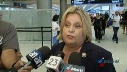 Congresista cubanoamericana opina sobre asistencia de Castro a la ONU